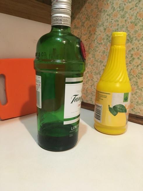 Jackos birthday gin