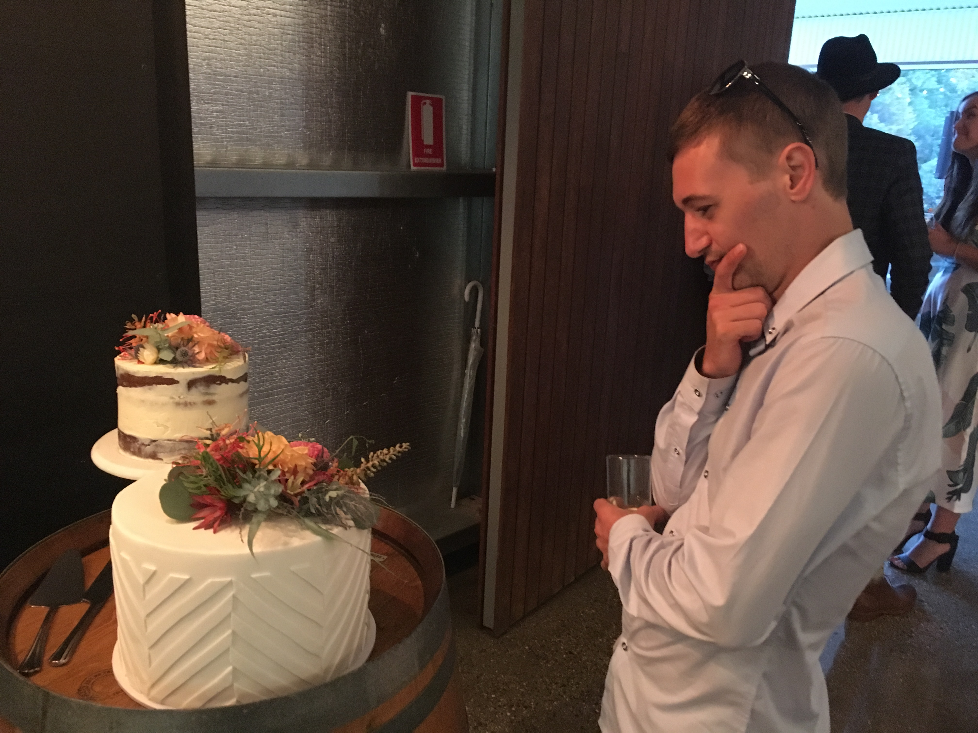 Todd cake