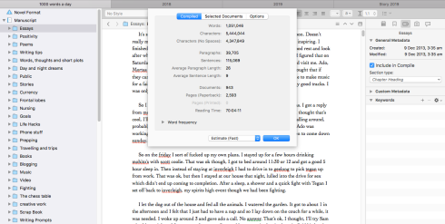 1000 words a day 2
